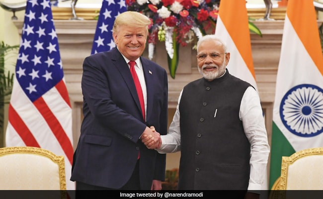 """PM Modi is a very good friend of mine, Indian-Americans will vote for me"": Donald Trump"