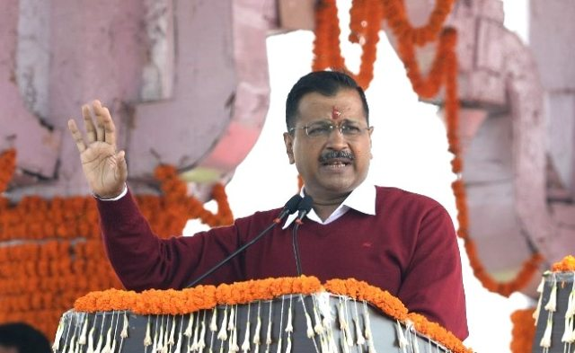 Arvind Kejriwal Takes Charge As Delhi Chief Minister