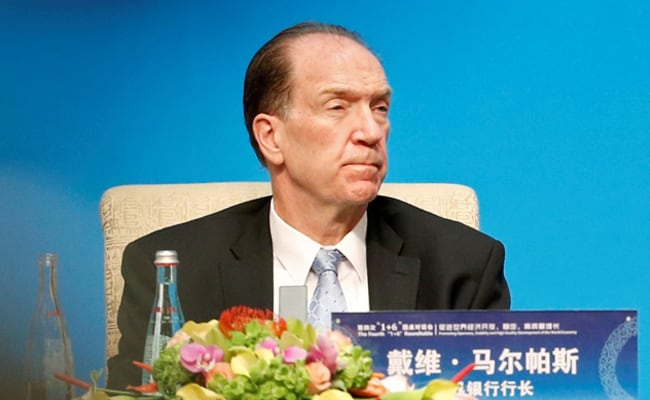 Faster Global Growth Driven Primarily By US, China, India: World Bank Chief