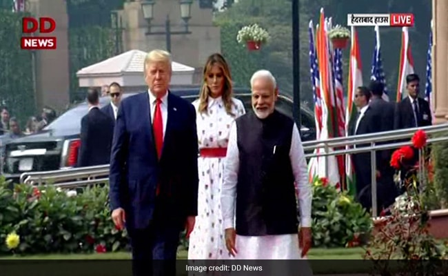On Day 2, Trump-PM Modi To Sign Defence Deals, Talk Trade: 10 Points