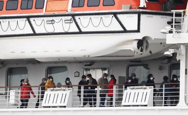 Third Indian Tests Positive For Coronavirus On Board Quarantined Japan Cruise Ship