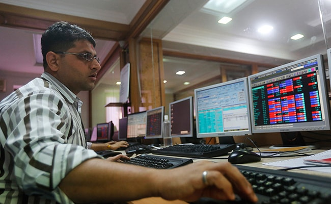 Sensex Nosedives Over 1,000 Points, Nifty Slips Below 14,500