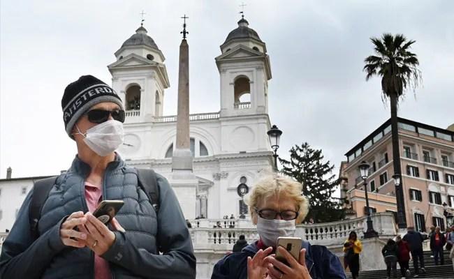 यूरोप में कोरोना वायरस से मरने वालों का आंकड़ा 250,000 के पार