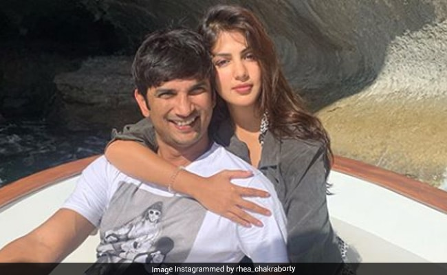 "Sushant Rajput's Relative, A Cop, Requested Me To ""Pressurise Rhea"": Mumbai Police Officer"