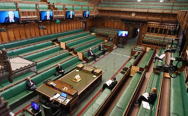 UK Parliament Bars China's Ambassador Over Sanctions Against British MPs