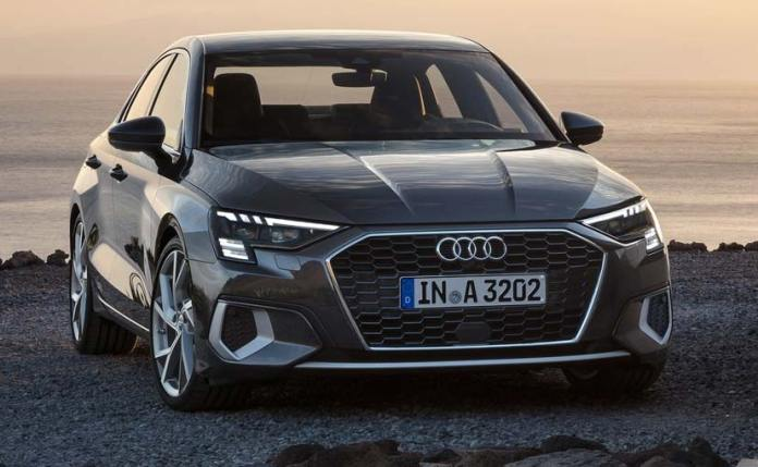 The second-gen Audi A3 sedan will first go on sale in Europe, before entering other markets