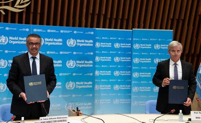 WHO-37 देशों ने कोरोना के खिलाफ लड़ाई के लिए अपने उपकरण साझा करने के लिए एलायंस लॉन्च किया