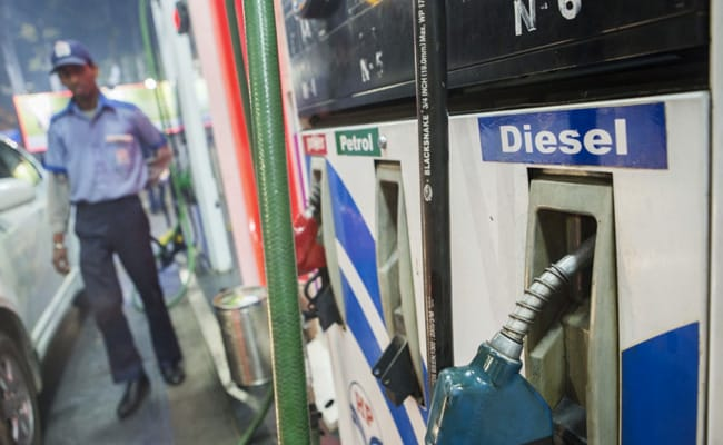 Petrol price in Mumbai is the highest among metros at Rs. 104.56 per litre