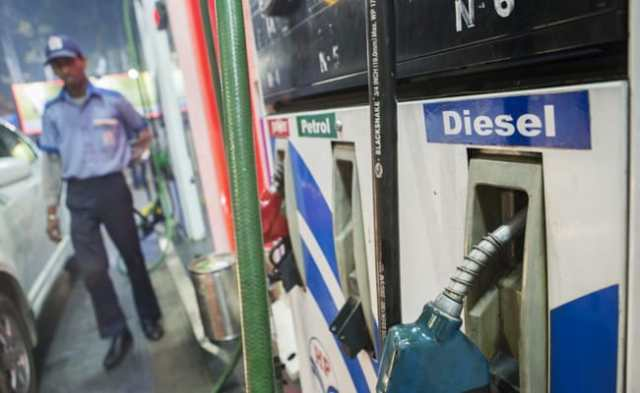 Petrol, Diesel Prices Kept Unchanged On Friday