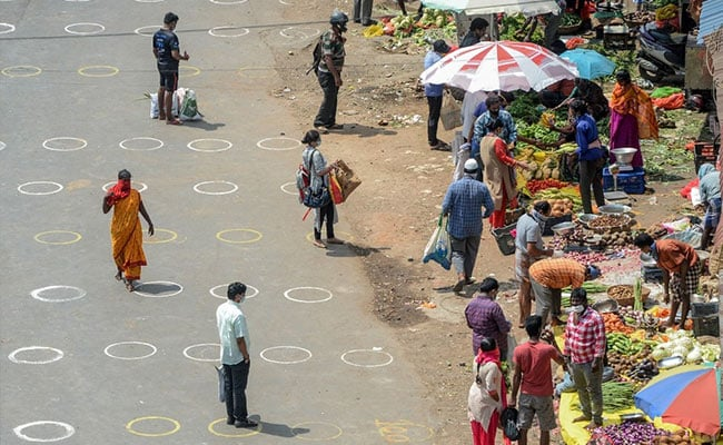 Highest Single-Day Spike Takes Tamil Nadu's Total To 82,275 COVID-19 Cases