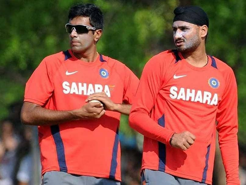Harbhajan Singh Quashes Perception That He Is Jealous Of Ravinchandran Ashwin