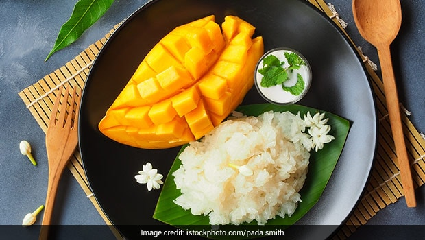 Watch: This Mango Sticky Rice Is Our Favourite Dessert Recipe Now – Give It A Try