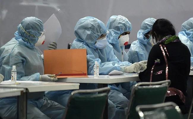 Coronavirus Live Updates: Number Of COVID-19 Cases Rises To 2,44,000