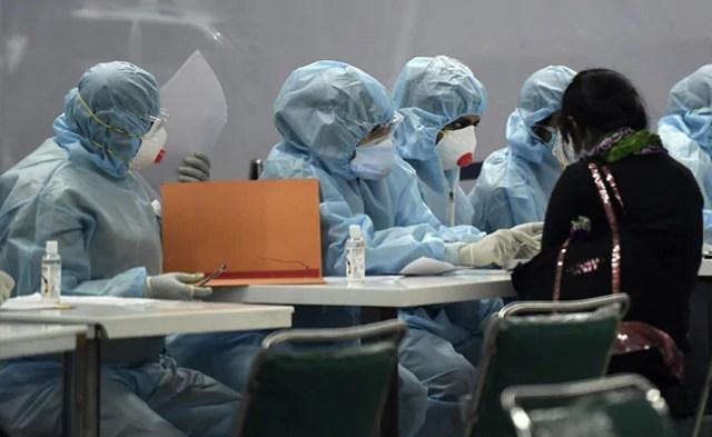 भारत ने 7 लाख कोरोनवायरस वायरस पार किए