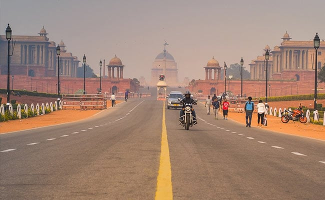 Maximum Temperature Likely To Be 35 Degrees Celsius In Delhi Today