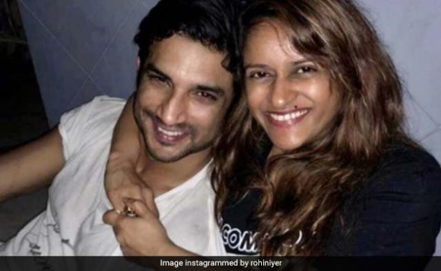 'Frankly, My Dear, He Didn't Give A D**n': Sushant Singh Rajput's Friend Rohini Iyer In Viral Post
