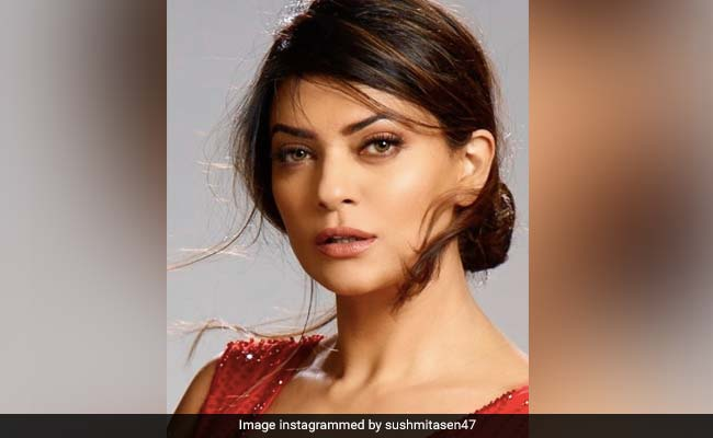 Sushmita Sen Was Asked How She Survived Nepotism In Bollywood. Her Reply