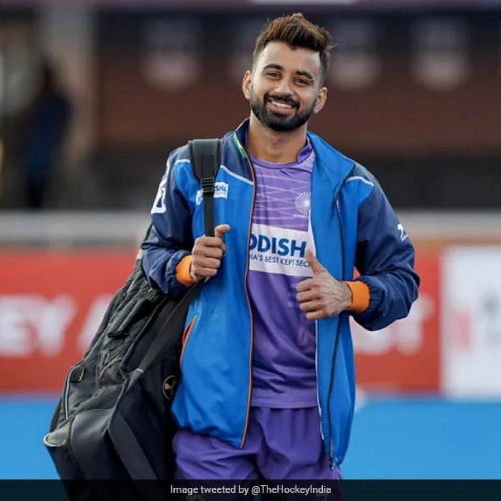 टोक्यो ओलंपिक: मनप्रीत सिंह भारतीय पुरुष हॉकी टीम का नेतृत्व करेंगे |  ओलंपिक समाचार