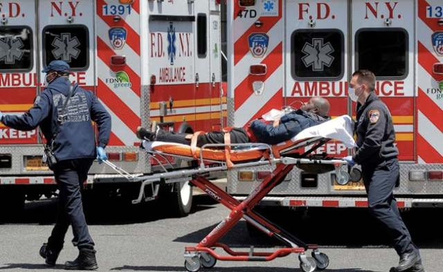 US Counts 61,262 COVID-19 Cases In 24 hours: Report