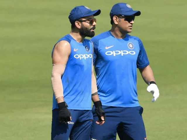 MS Dhoni Wont Charge Any Fee For Being Mentor Of Team India: Sourav Ganguly