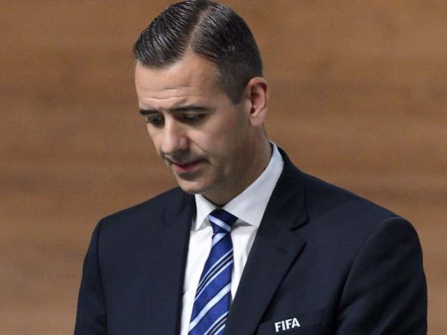FIFA Hands 10-Year Ban To Former Secretary General Markus Kattner