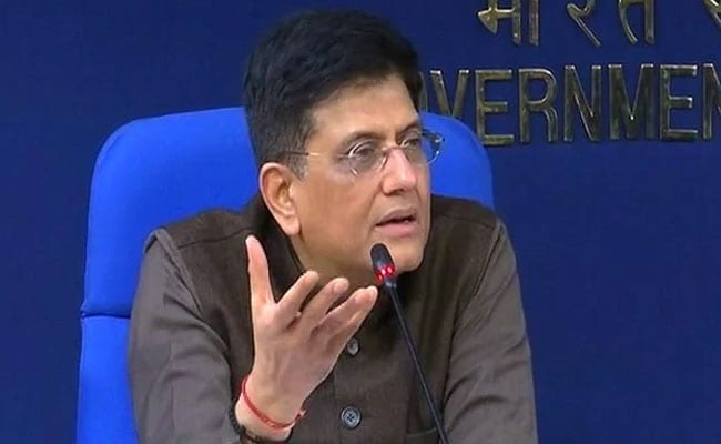 Highest Ever Allocation For Bengal In Railway Budget, Says Piyush Goyal
