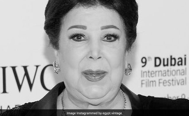 Egyptian Actress Ragaa Al-Geddawy, 81, Dies Of Coronavirus 8