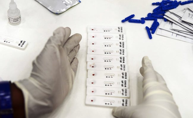 UK Set To Roll Out Speedy Finger-Prick COVID-19 Tests: Report