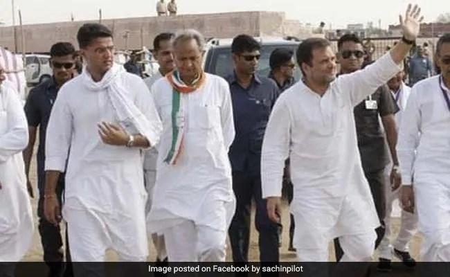 Rajasthan Political Crisis Live Updates: Ashok Gehlot Calls Sachin Pilots Names After Bribe Allegations