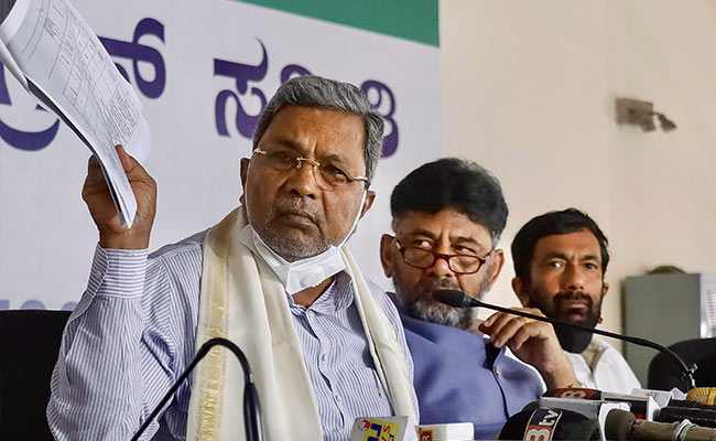 No Projection Of Chief Ministerial Candidate In Karnataka, Says Congress