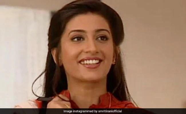 20 Years Of Kyunki… Saas Bhi Kabhi Bahu Thi: Smriti Irani Shares Fateful Conversation With Ekta Kapoor