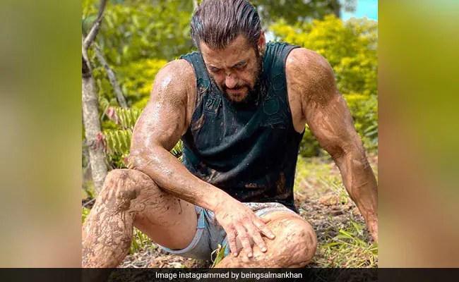 'Which Farmer Does A Photoshoot?': The Internet Mocks Salman Khan's Post