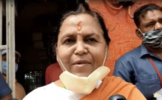 Uma Bharti, COVID-19 Positive, Admitted To AIIMS
