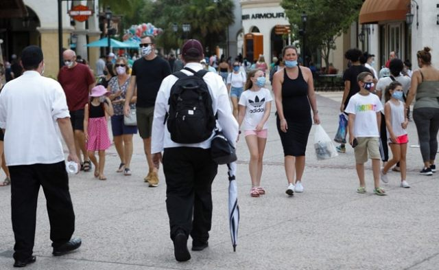 Florida Sets 1-Day Record Of New COVID-19 Cases, More Than Most Countries