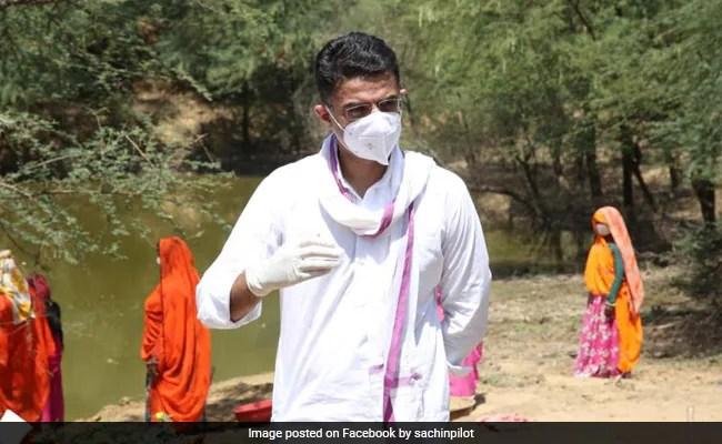 राजस्थान के सियासी घमासान पर BJP रख रही है नज़र, वसुंधरा राजे बोलीं - सचिन पायलट के साथ हुआ अन्याय
