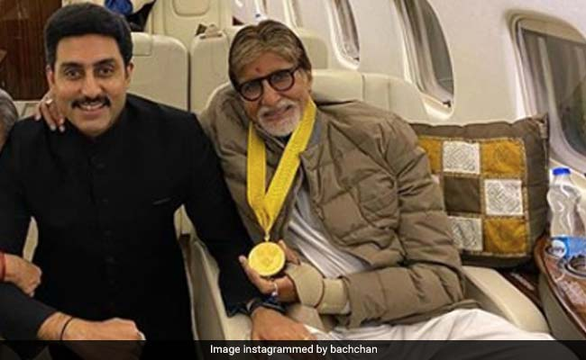 Amitabh Bachchan, Son Abhishek, Both COVID-19 Positive, To Stay In Hospital For At Least A Week: Report
