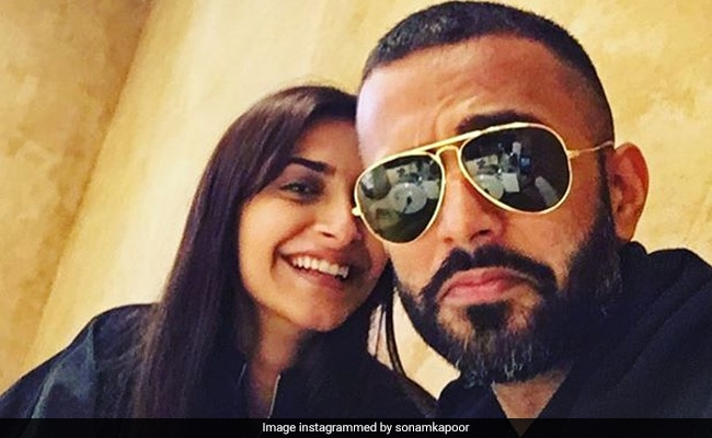 Sonam Kapoor Is Celebrating Anand Ahuja's Birthday Week – One Post At A Time
