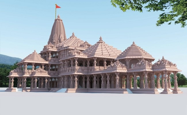Ayodhya Ram Temple Will Be 161-Foot Tall, An Increase Of 20 Feet