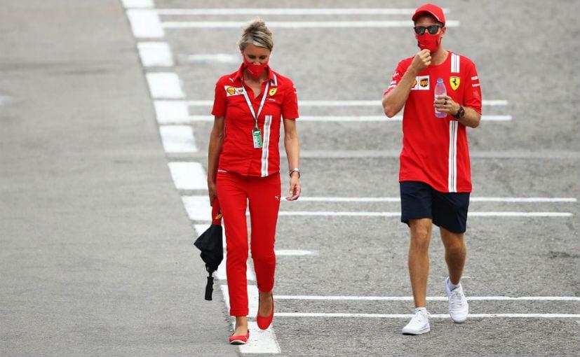 Sebastian Vettel to race for Aston Martin F1 team 2021 onwards