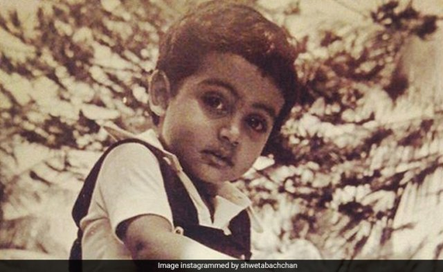 Here's How Abhishek Bachchan Reacted To The Throwback Pic Shared By His Sister Shweta Bachchan Nanda