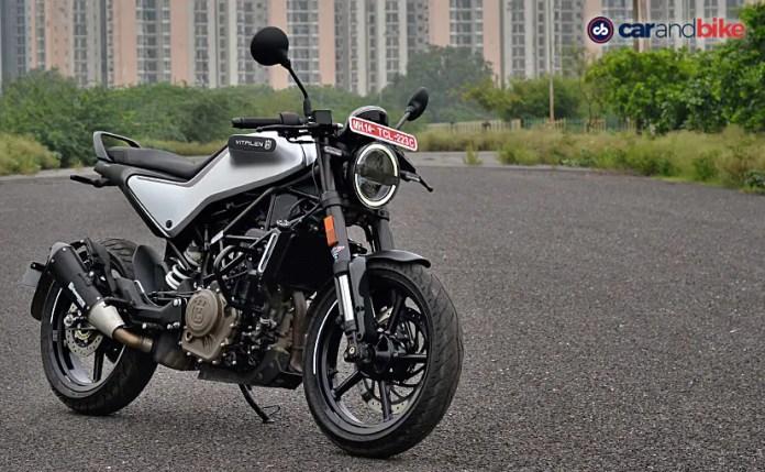 Husqvarna Vitpilen 250 की कीमत वर्तमान में रु।  210,022 (एक्स-शोरूम, दिल्ली)