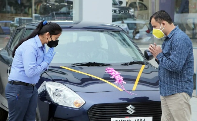 FADA said registrations of new vehicles for April were 28 per cent lower than March 2021