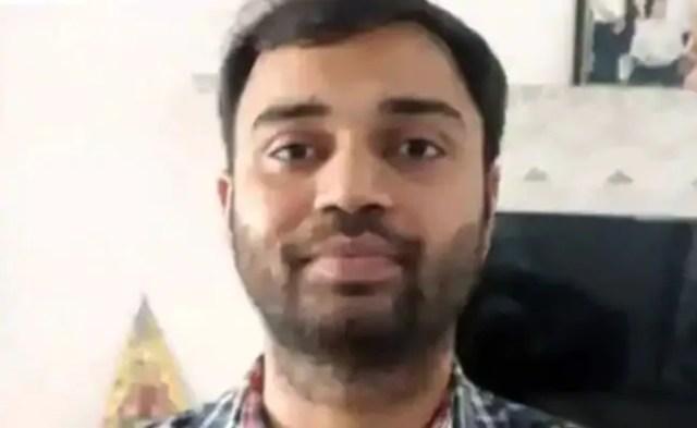 प्रदीप सिंह ने सिविल सेवा परीक्षा में भाग लिया, बधाई दी