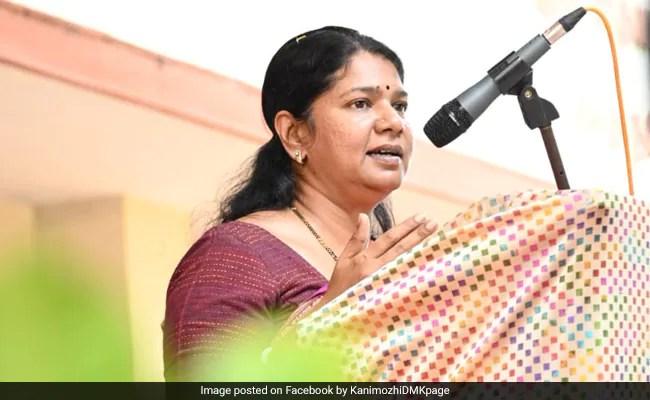 Tamil Nadu Election 2021: DMK Leader Kanimozhi Tests Positive For Coronavirus
