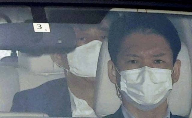 Another Hospital Visit By Japan PM Shinzo Abe Stokes Health Worries