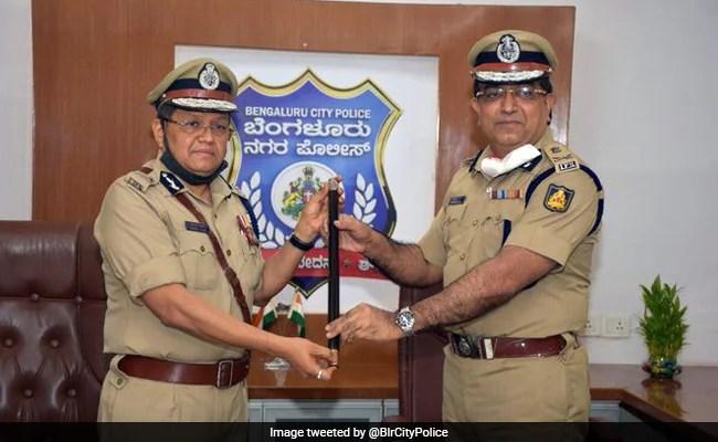 New Bengaluru Police Commissioner Kamal Pant Takes Charge