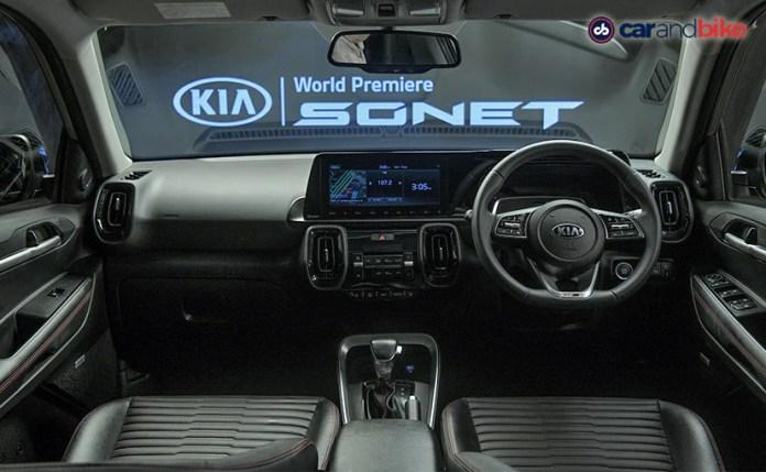 Kia Sonet अभी भारत में सबसे फीचर पैक सब-कम्पैक्ट SUV है