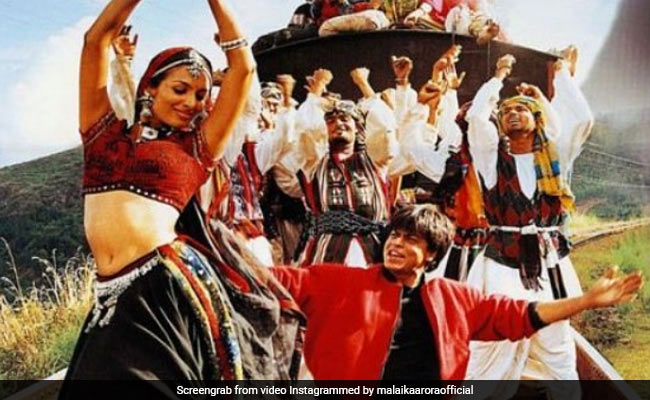Here's How Malaika Arora Marked 22 Years Of Dil Se