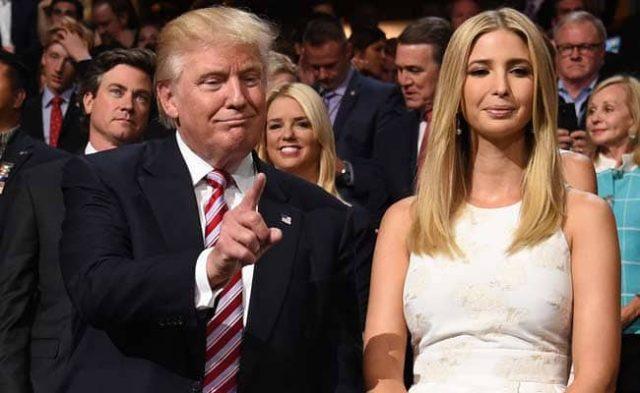 Kamala Harris 'Not Competent' To Be US President, Ivanka Better: Donald Trump