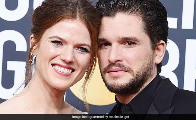 Game Of Thrones Actor Kit Harington And Rose Leslie Are Expecting First Child Together